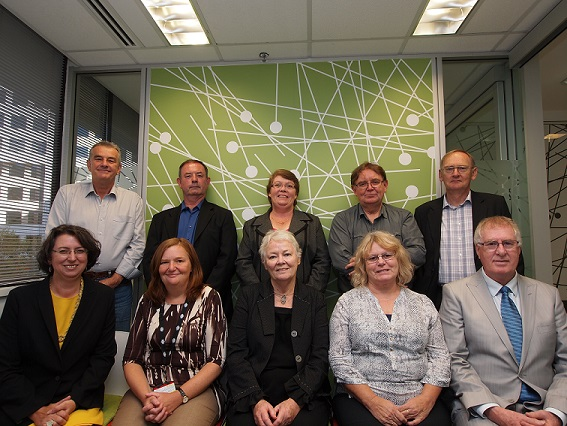 Territory Records Advisory Council 1 May 2014